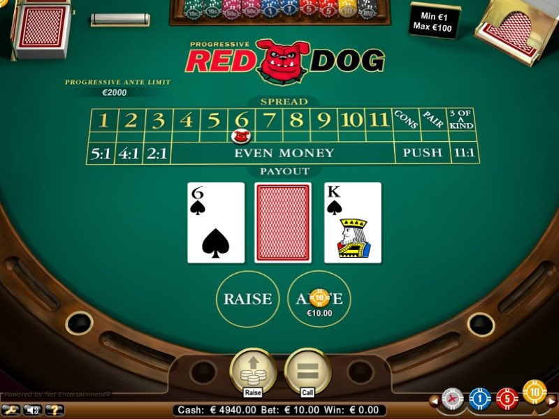 red-dog-poker-netent